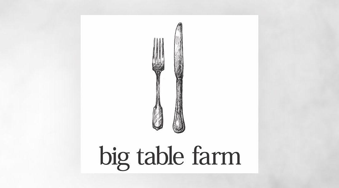 Big Table Farm Converts Smoke into Biochar